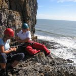 Rock climbing/abseiling