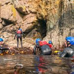 Rock adventure/coastal scrambling