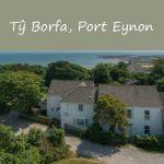 Tŷ Borfa, Port Eynon