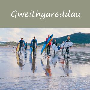 Gweithgareddau